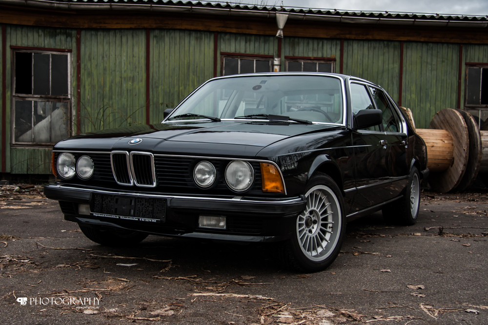 BMW 745i Turbo