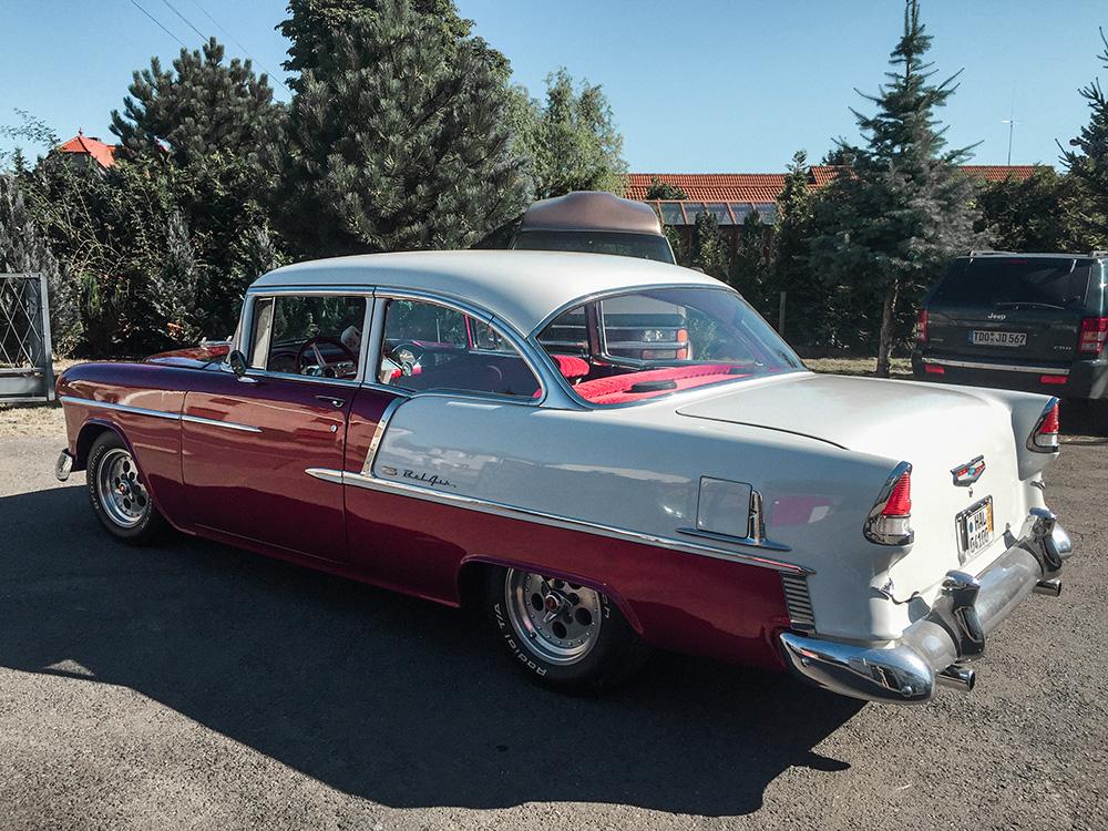 1955 Chevy Floor Mats 1955 Chevrolet Bel Air Burkhardt