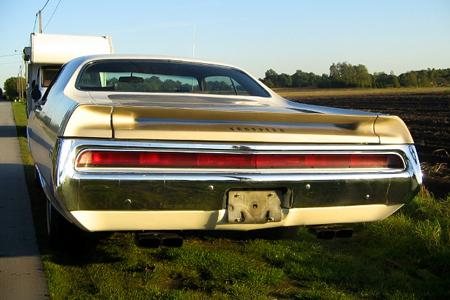 Chrysler 300 Hurst Burkhardt Motors