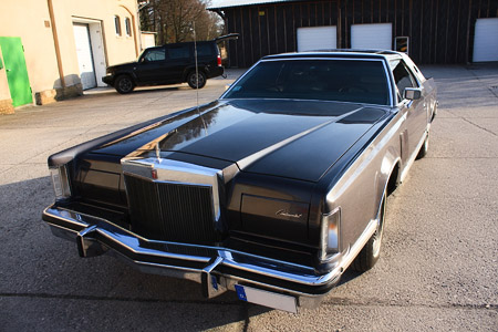 Ford Lincoln Continental Mark V