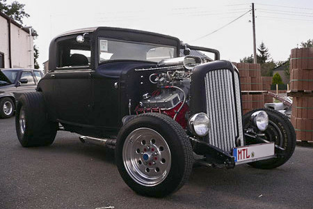31er Plymouth Hot Rod